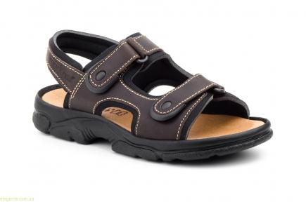 Мужские сандали MORXIVA коричневые