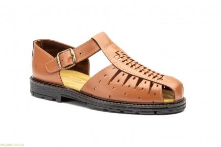 Мужские сандалии Raian коричневые