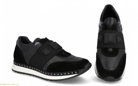 Женские кроссовки Digo чёрные