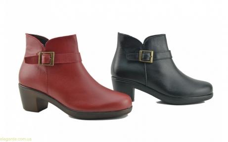 Женские ботинки на каблуке DIGO DIGO1