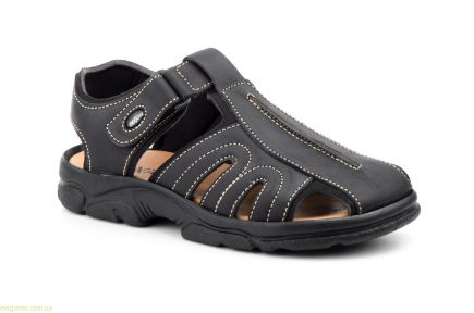 Мужские сандалии MORXIVA BIO чёрные