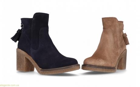 Жіночі черевики замшеві DIGO