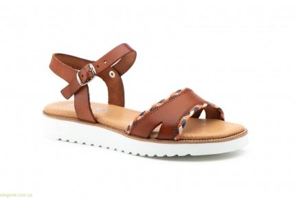 Женские сандалии JAM Mistral коричневые