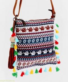 Женская сумочка на плечо ETNICA молодежная