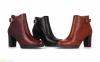 Женские ботинки с пряжкой BDA