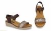 Жіночі сандалі Digo коричневі